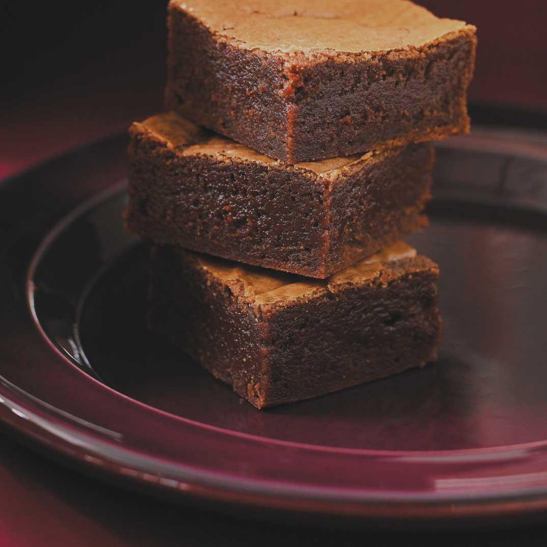 Chocolate-Hazelnut Brownies (The Best)