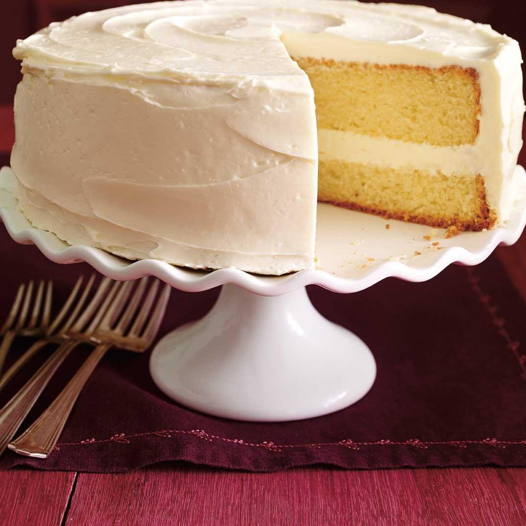 GlutenFree Vanilla Cake Ricardo