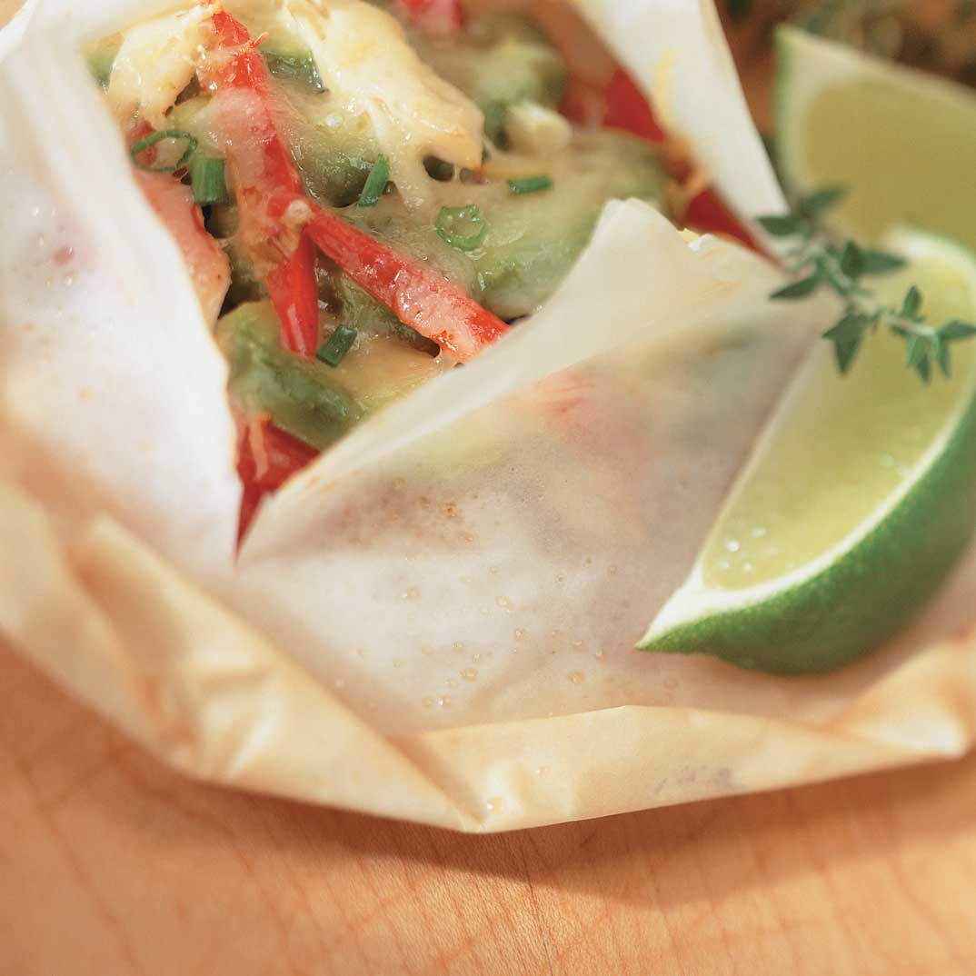 Mexican-Style Papillotes