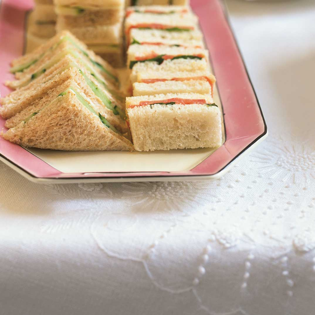 5 Tea Sandwich Filling Ideas