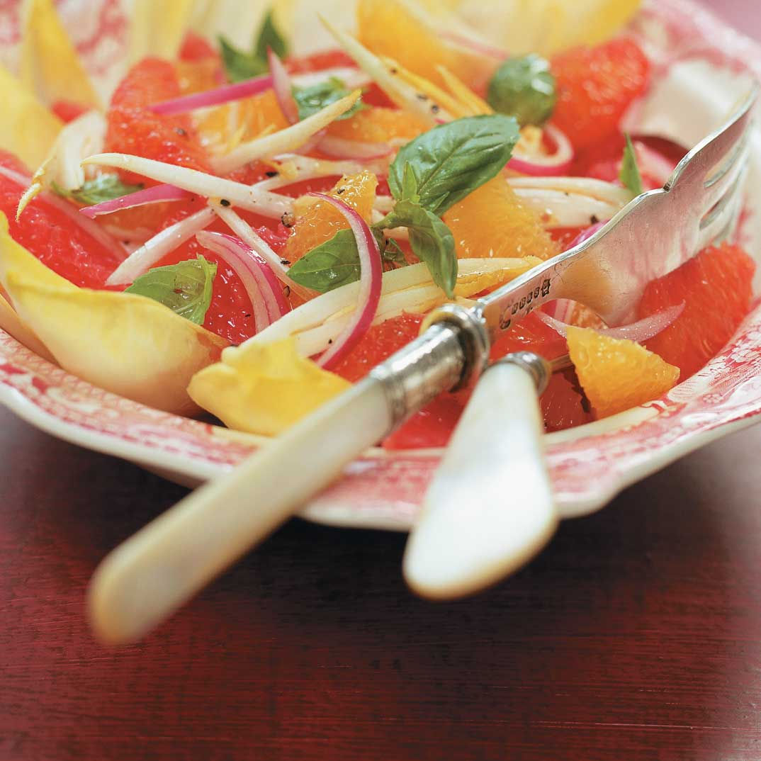 Citrus and Endive Salad