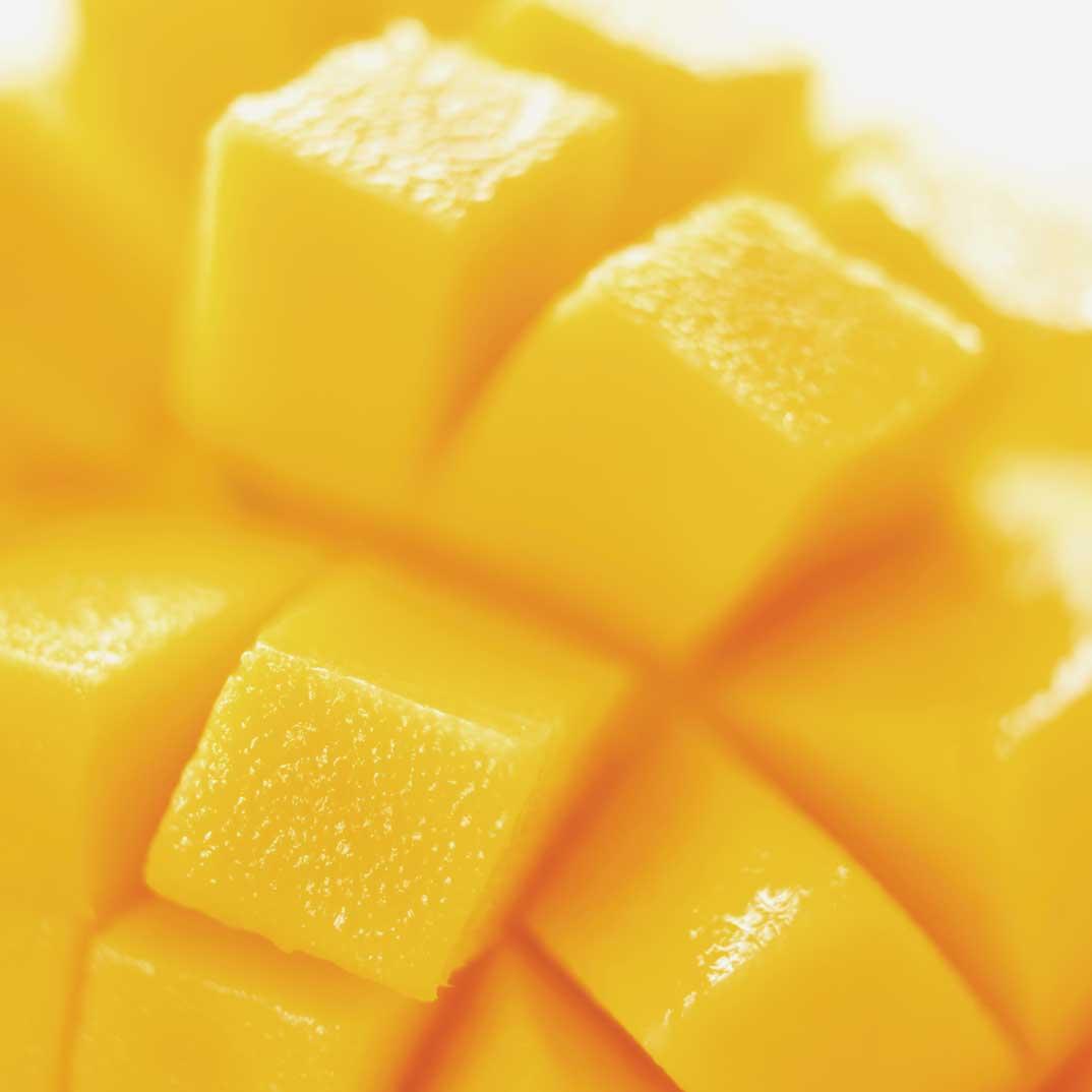 Sauce mayonnaise à la mangue