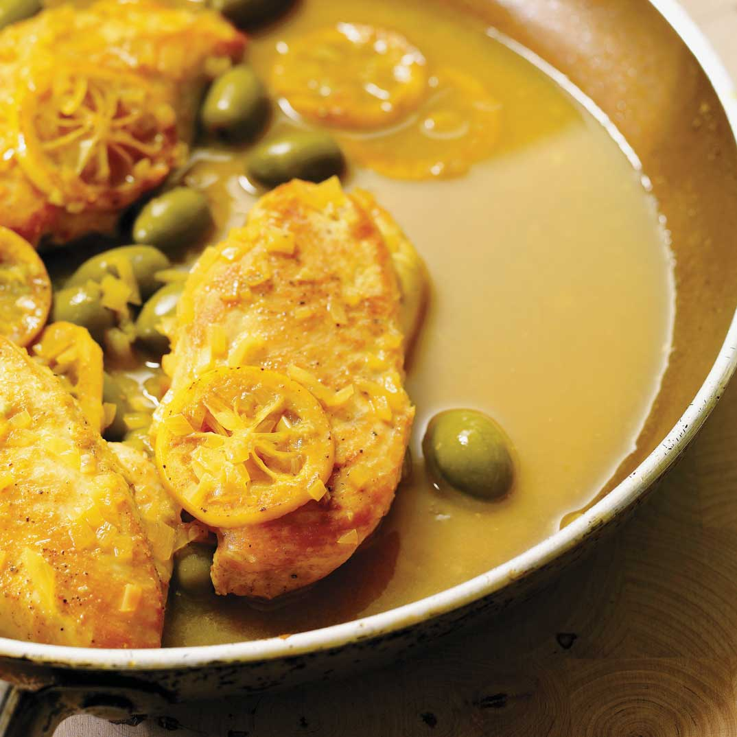 poulet aux olives et au citron grill ricardo. Black Bedroom Furniture Sets. Home Design Ideas