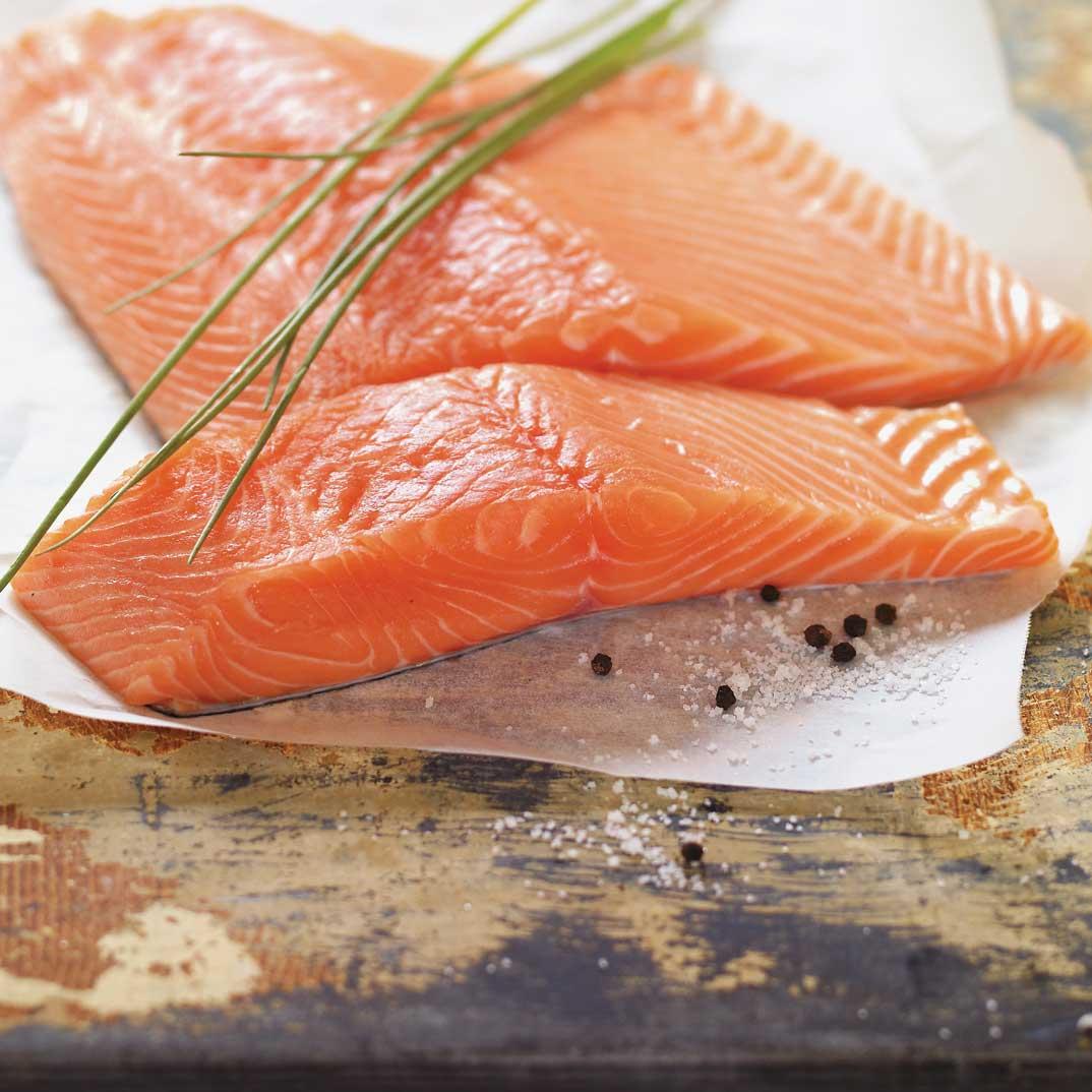 Miso Salmon en Papillote