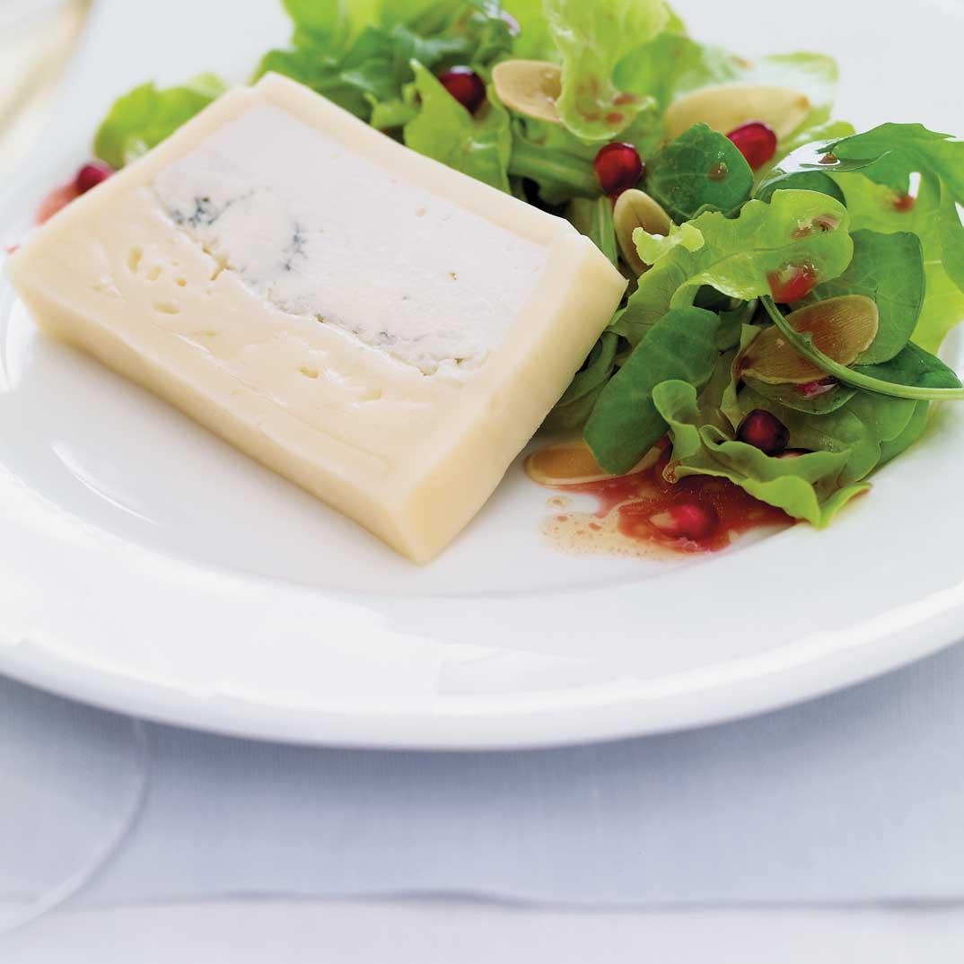 Terrine aux quatre fromages
