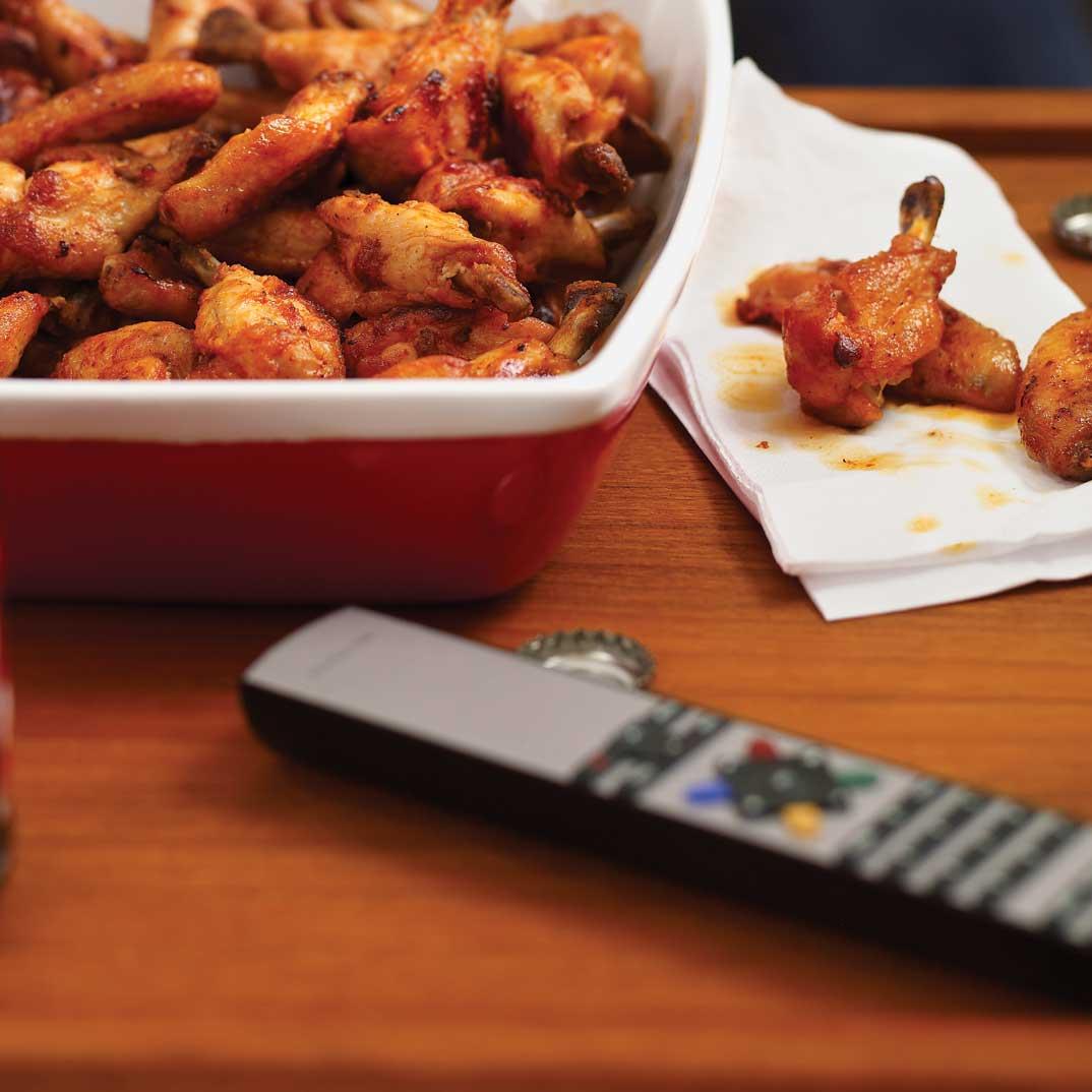 Ailes de poulet piquantes ricardo for Article de cuisine ricardo