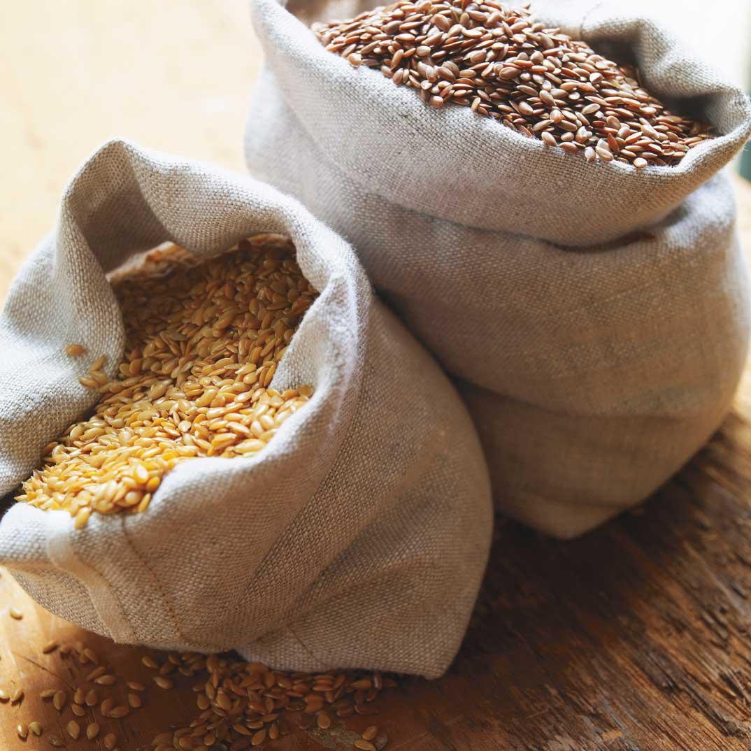 Panure aux graines de lin