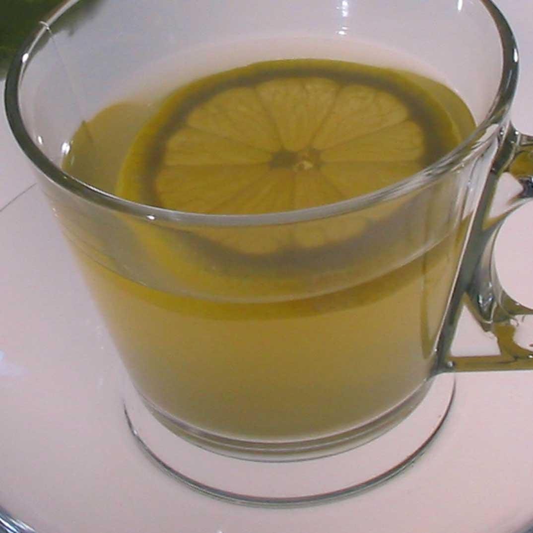 Lemon Balm Tisane