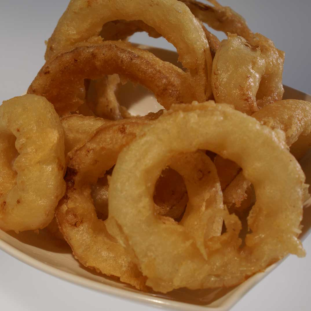 Beer-Battered Onion Rings | Ricardo