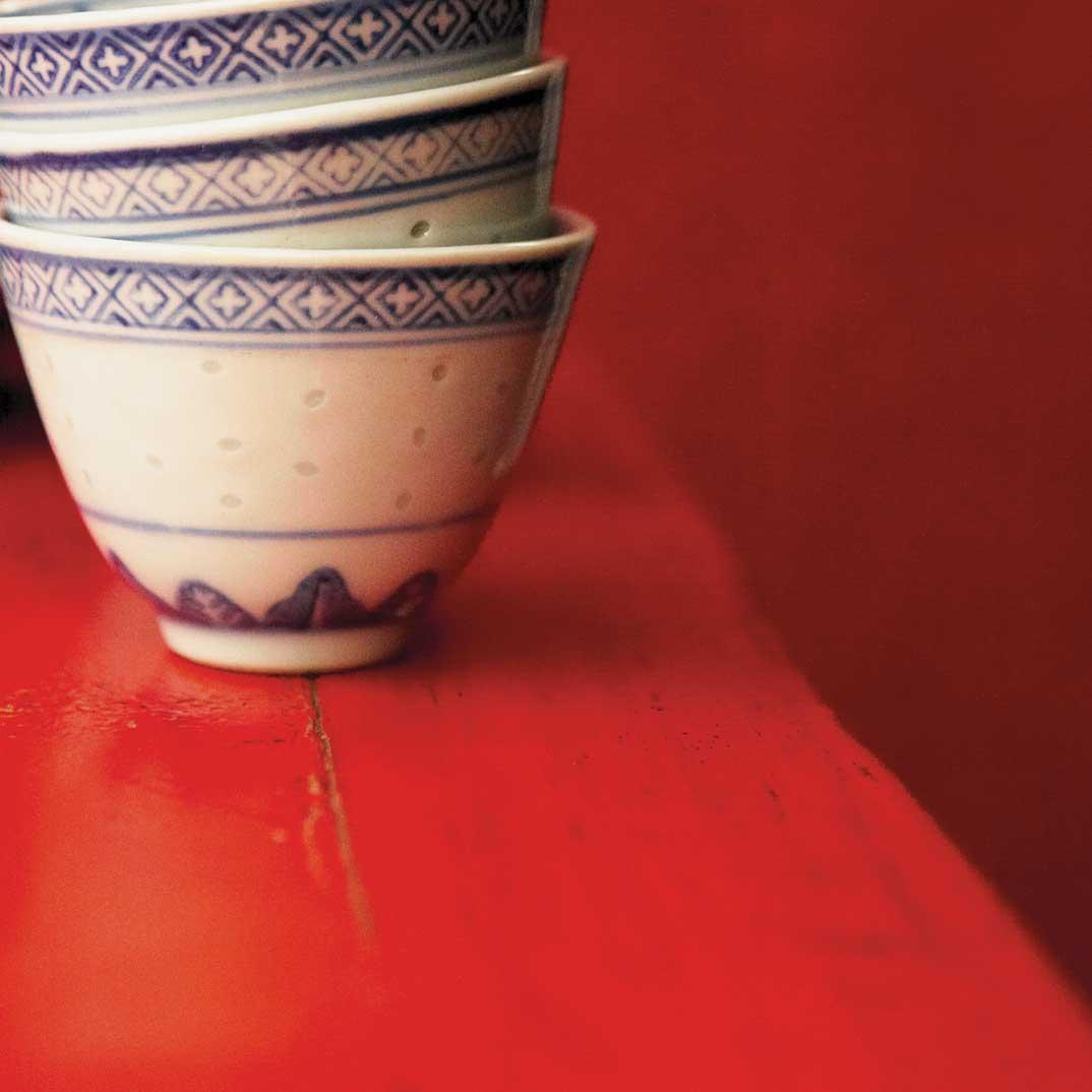 Soupe de riz au boeuf de Lilly Nguyen