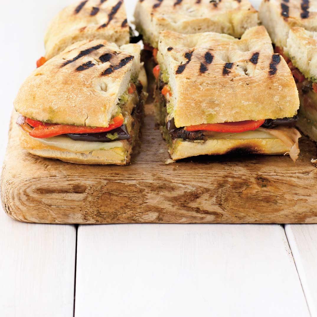 Jumbo Garden Sandwich