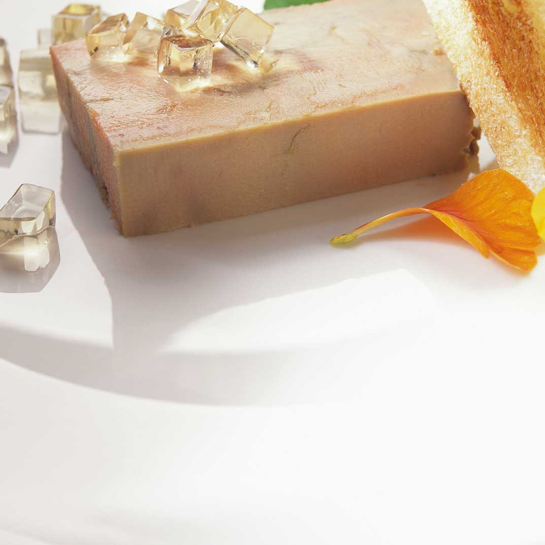 Terrine de foie gras ricardo - Cuisson foie gras en terrine ...