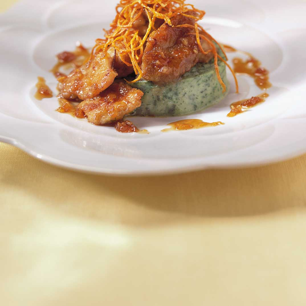 Five-Spice Sweetbreads