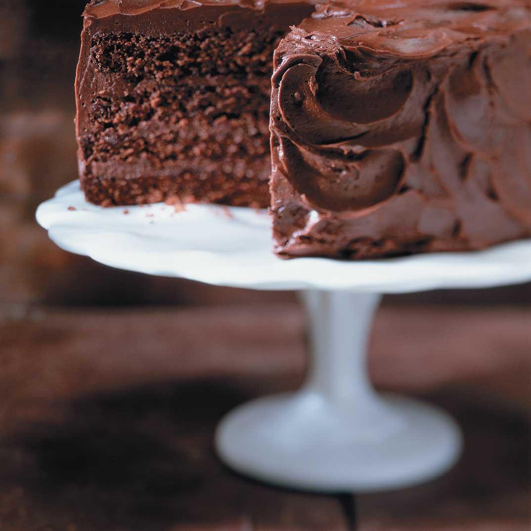 Gâteau au chocolat (3)