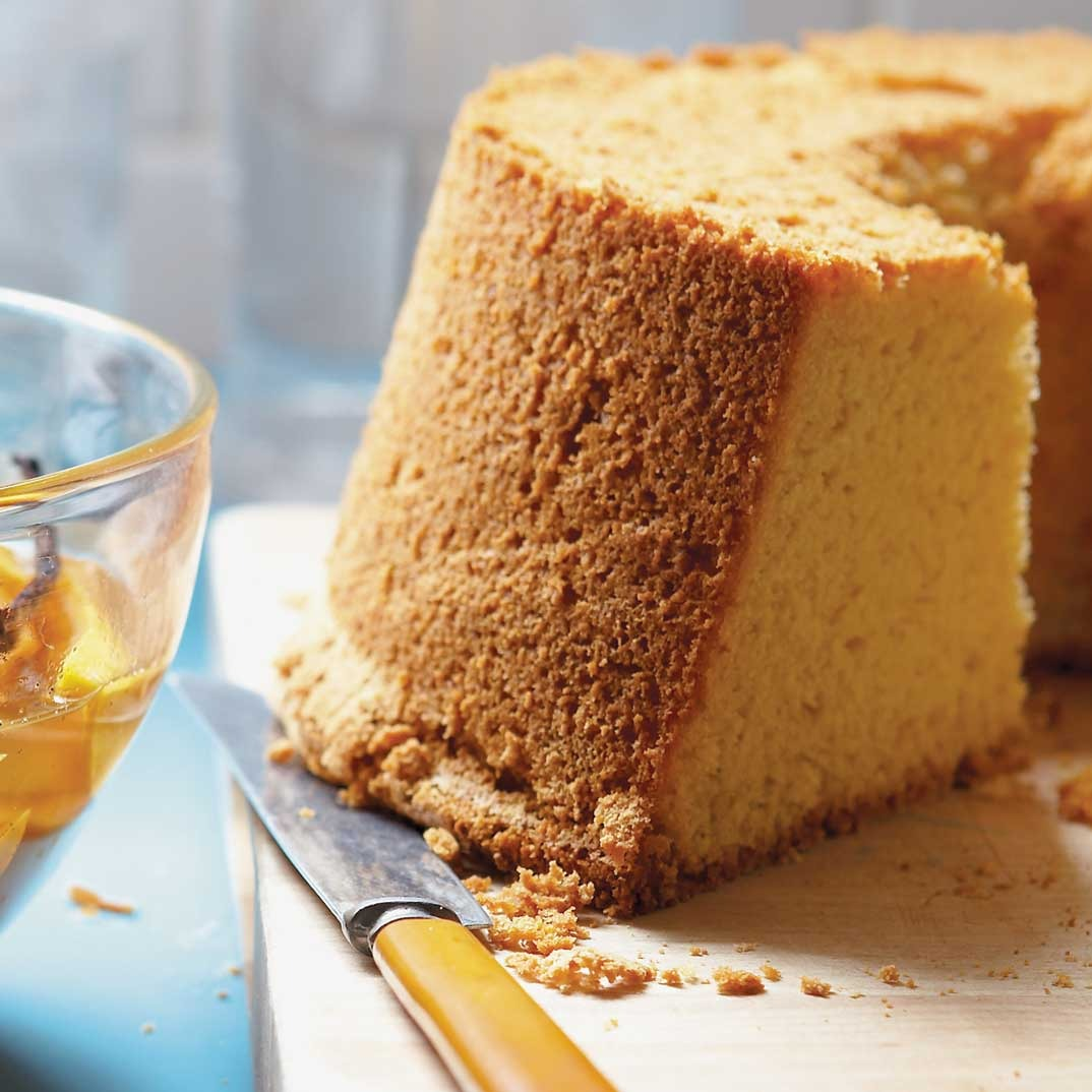 Recette Chiffon Cake Au Caf Ef Bf Bd