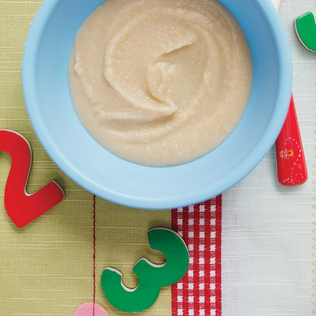 White Bean Purée (baby food)