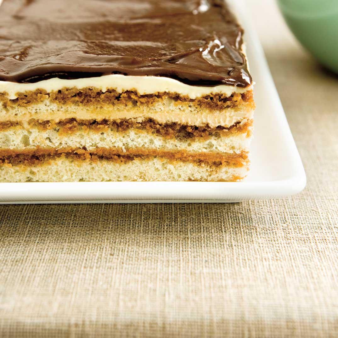 Gâteau opéra