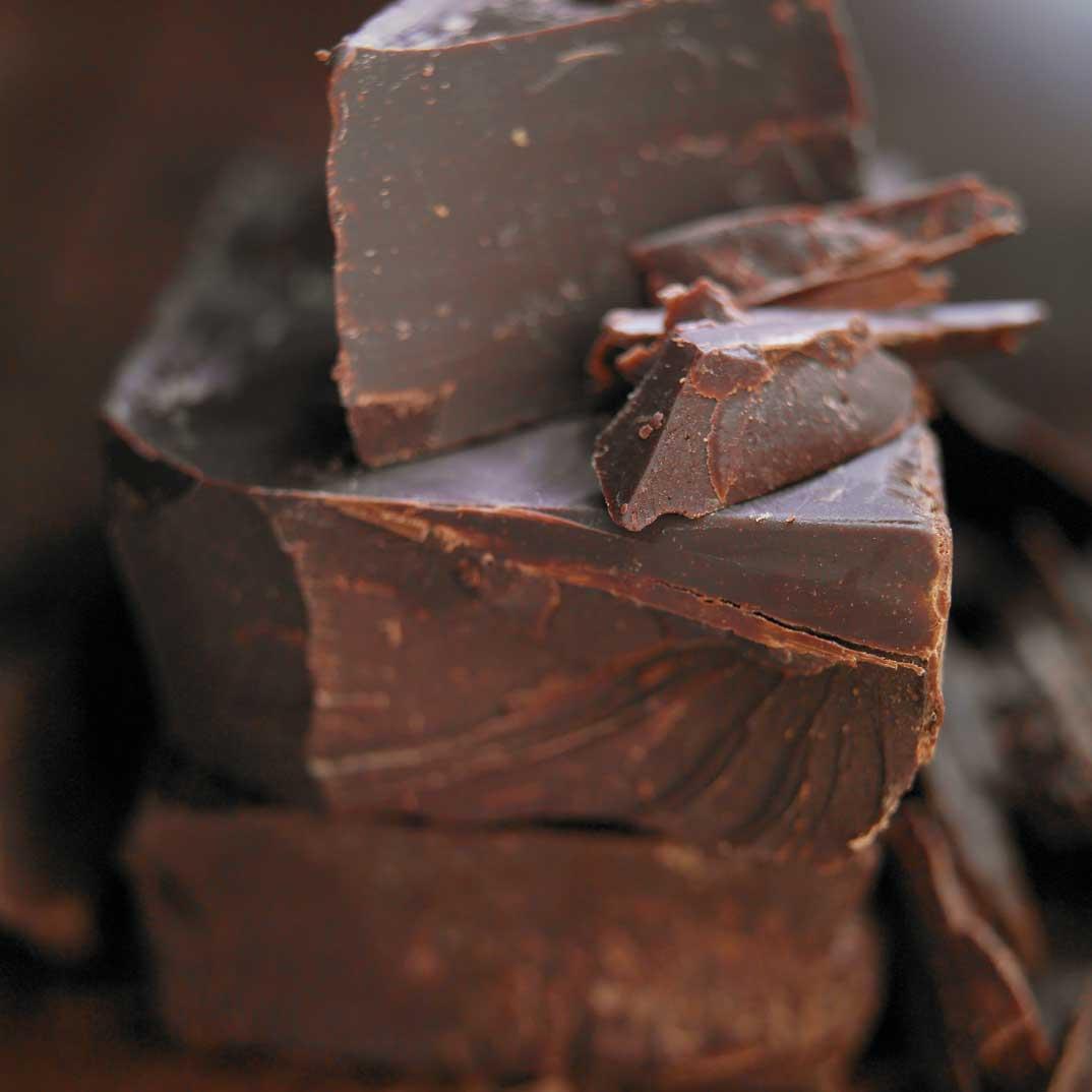 Bonbons glacés au chocolat de Patrice Demers