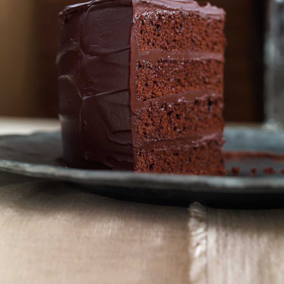 Chocolate Cake (The Best)