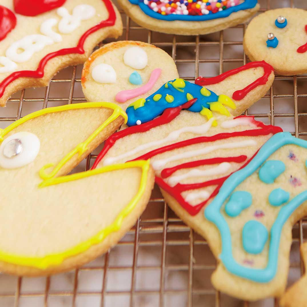 Sugar Cookies for Frosting