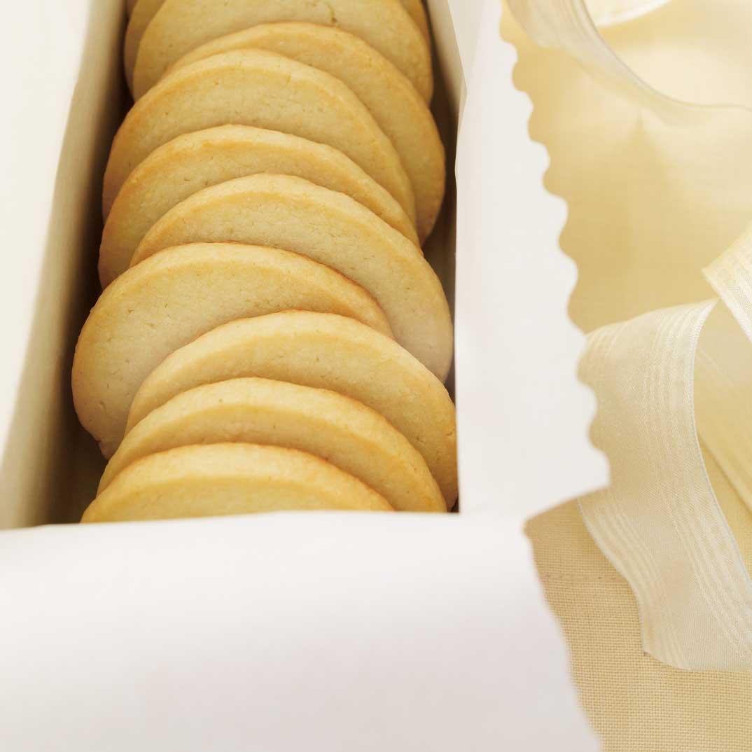 Biscuits au beurre réfrigérateur