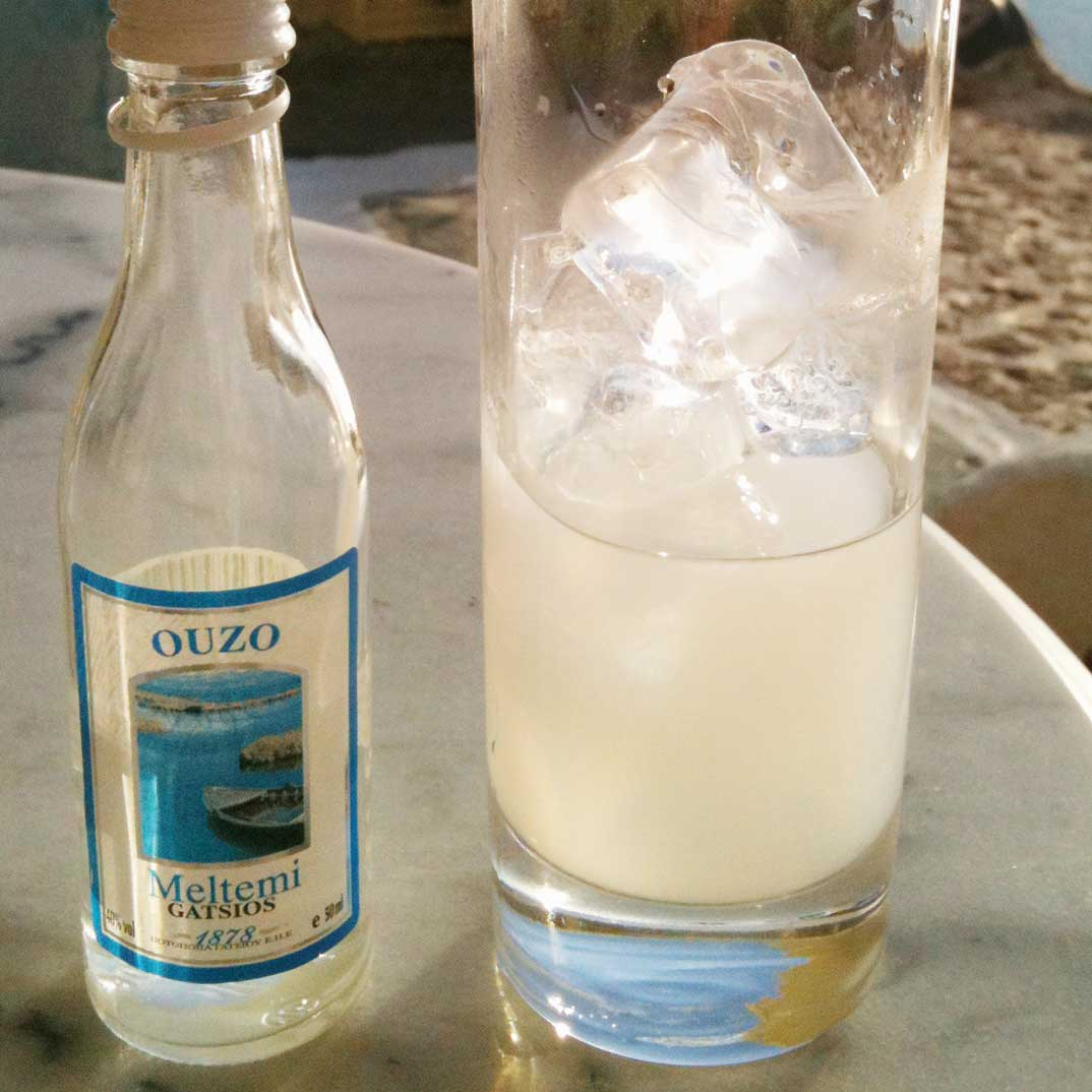 Fromage à L'ouzo