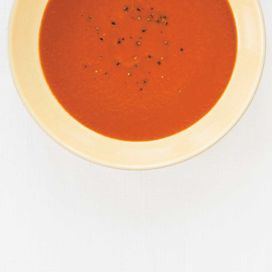 Crème de tomates