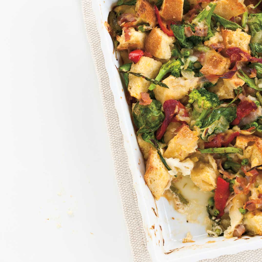 Clean-out-the-Fridge Strata