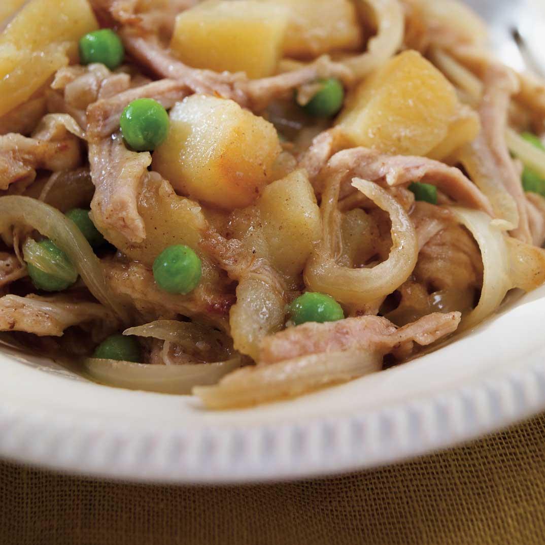 Pork Roast Hash