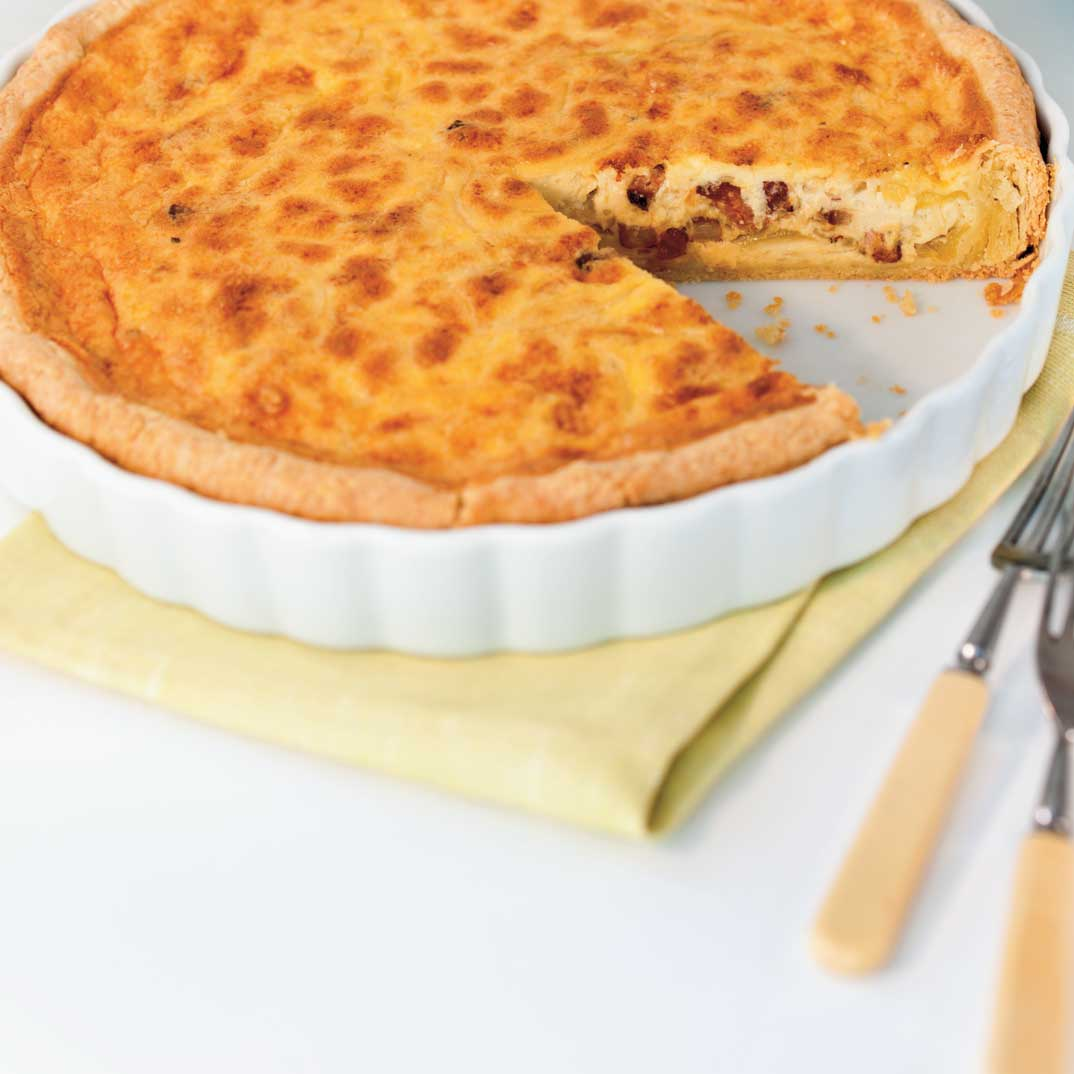 Quiche Lorraine (The Best)