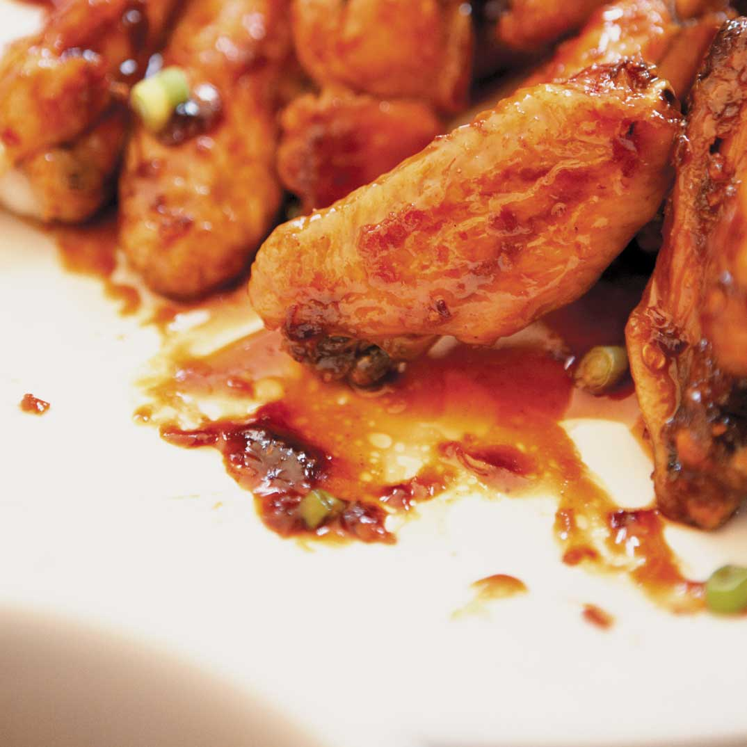 General Tao Chicken Wings