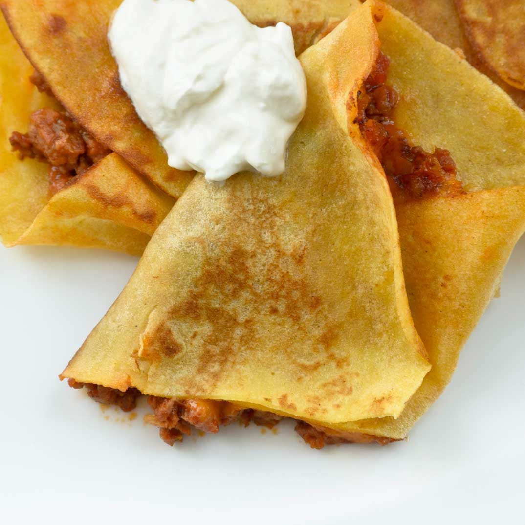 Marie-Soleil's Gluten-Free Crepes