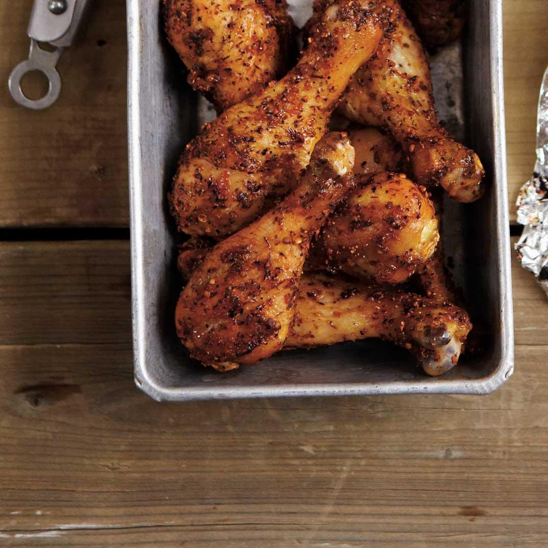 Réal St-Amant's Chicken Drumsticks
