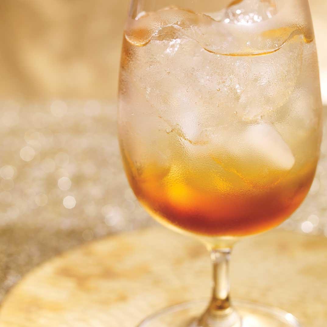 Cidre de glace à la fleur de sureau