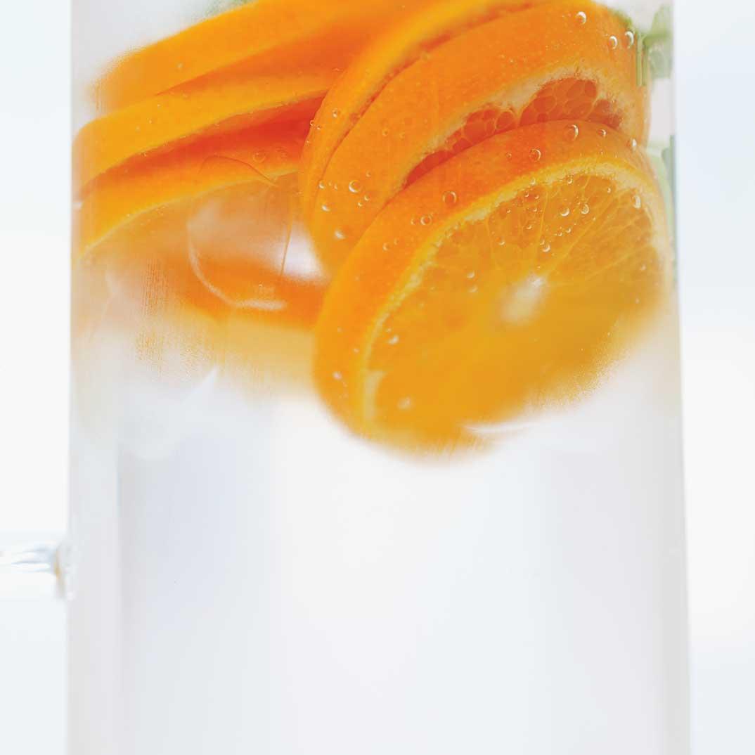 Clementine-Flavoured Water