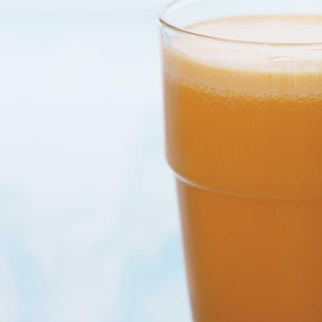 Pineapple, Carrot, and Apple Toning Juice