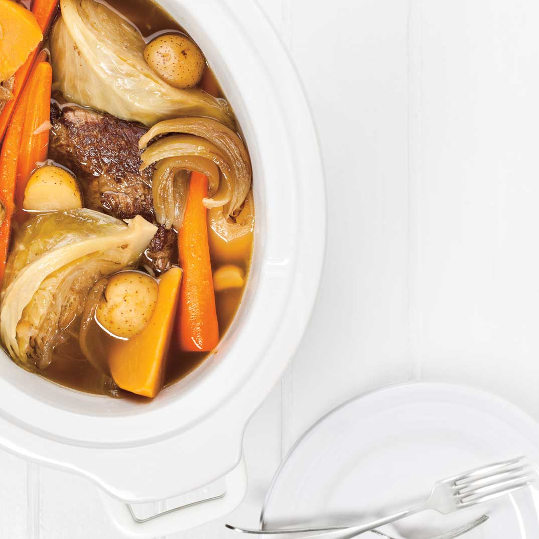 Revisited Old-Fashioned Canadian Stew (Slow Cooker)