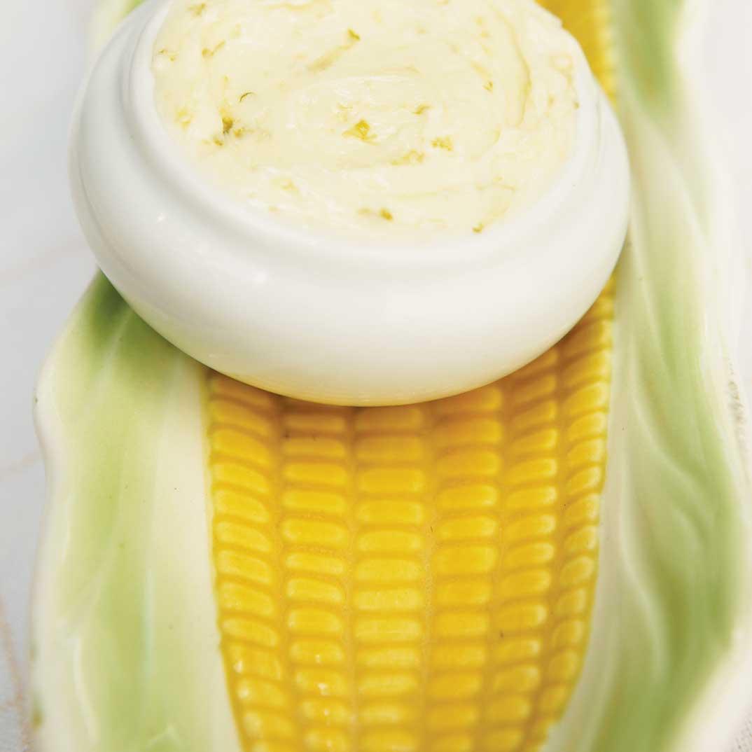 Beurre citron-lime