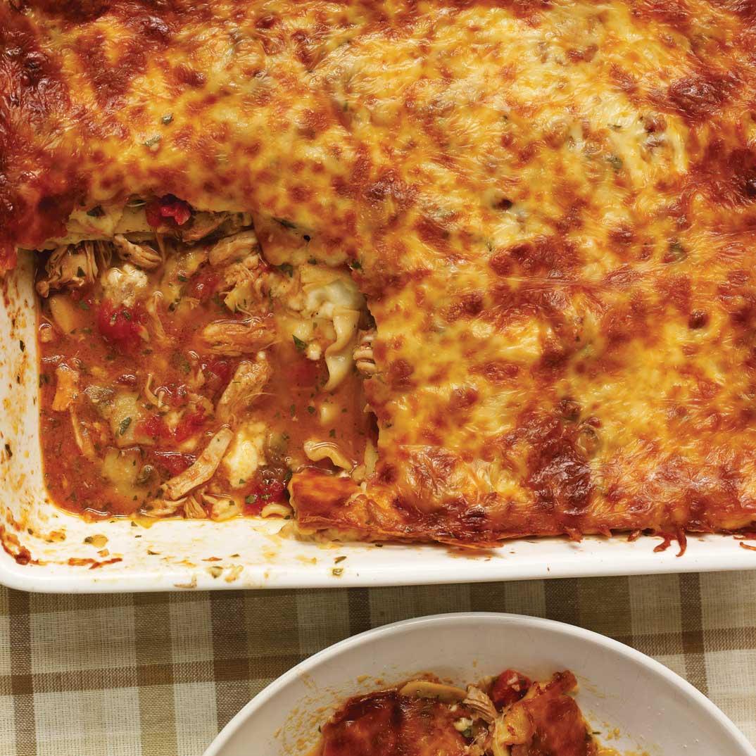Cacciatore Lasagna