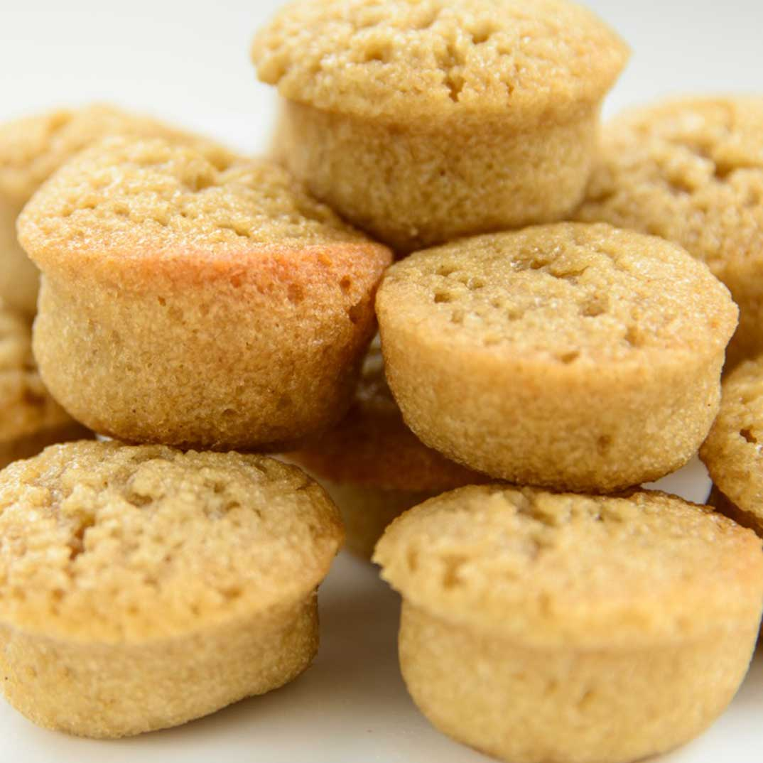 Patrice Demers' Maple Sugar Financier Cakes