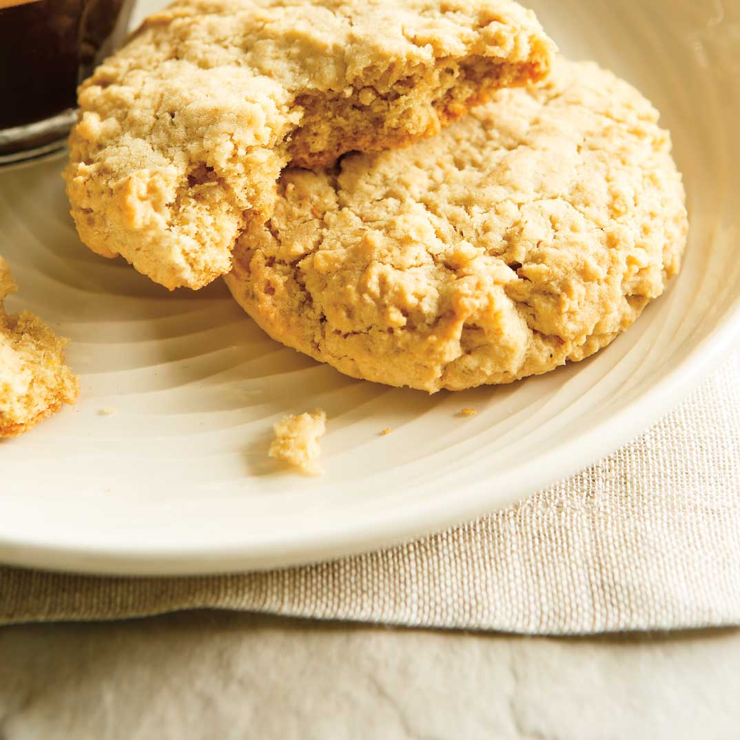 Oatmeal Cookies (The Best)