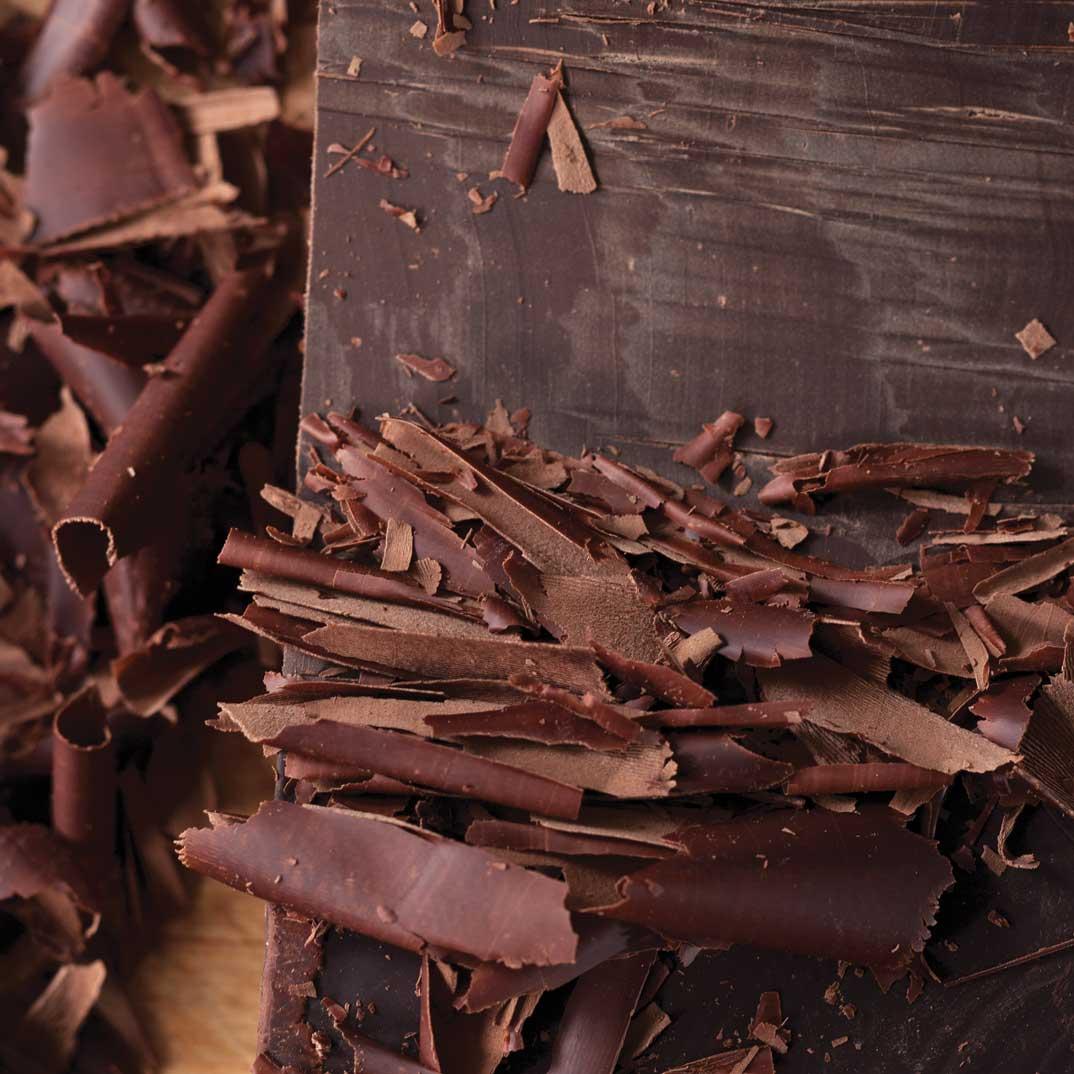 Pouding au chocolat