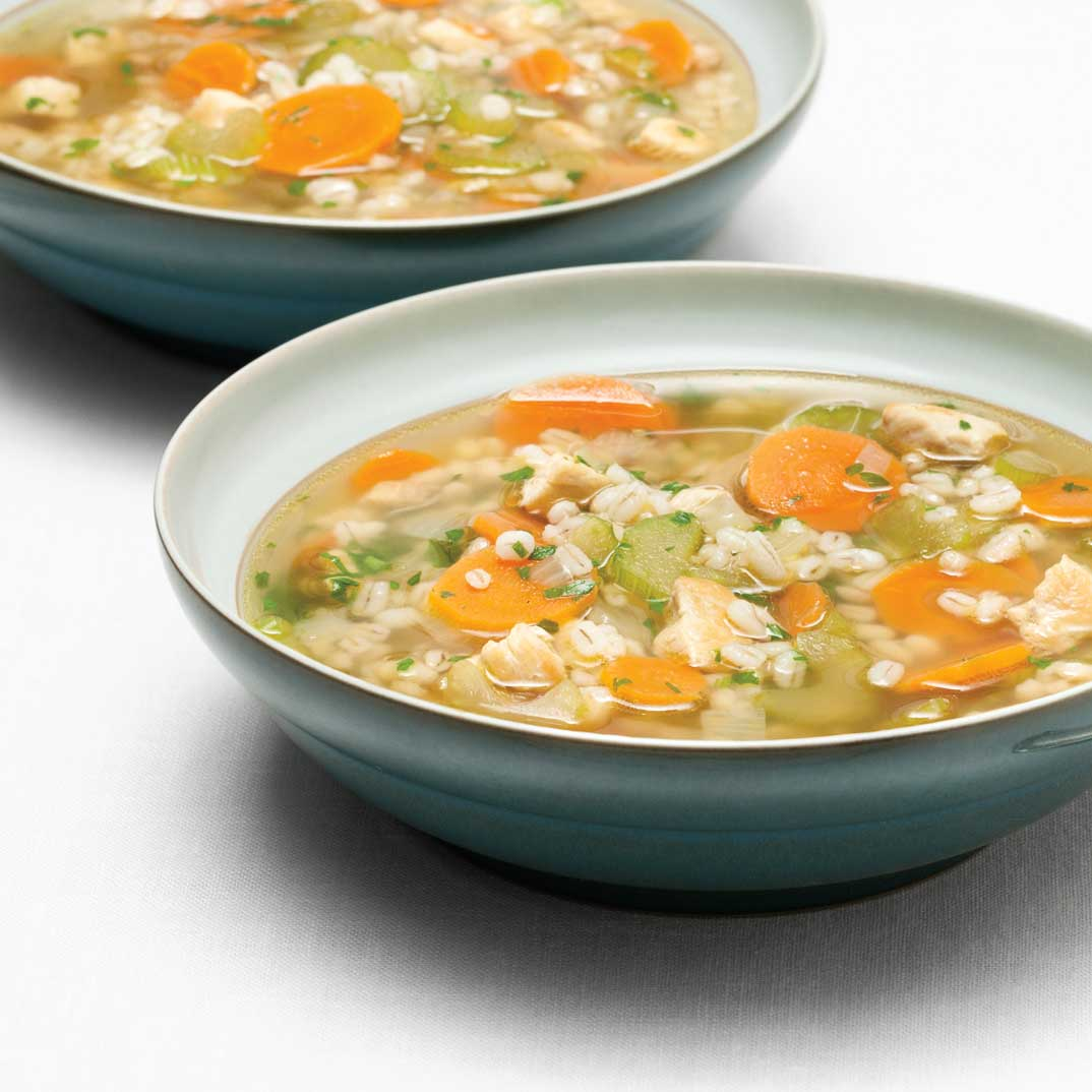 Chicken and barley soup ricardo chicken and barley soup forumfinder Choice Image