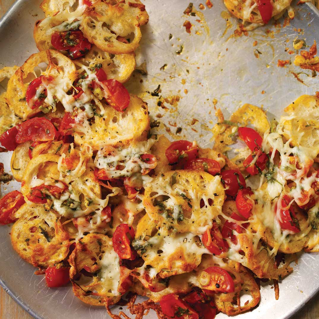 Italian-Style Nachos