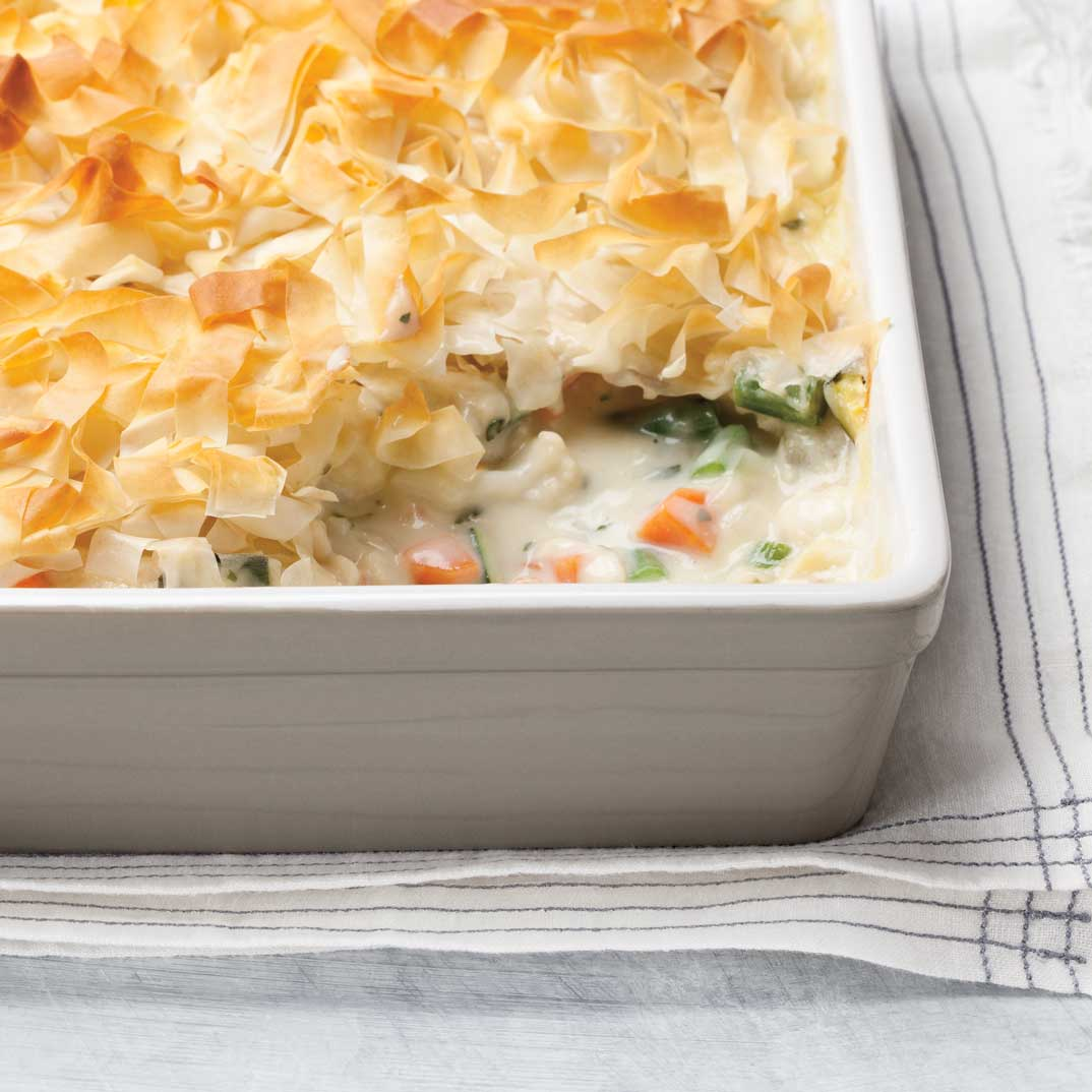 Summer Pot Pie