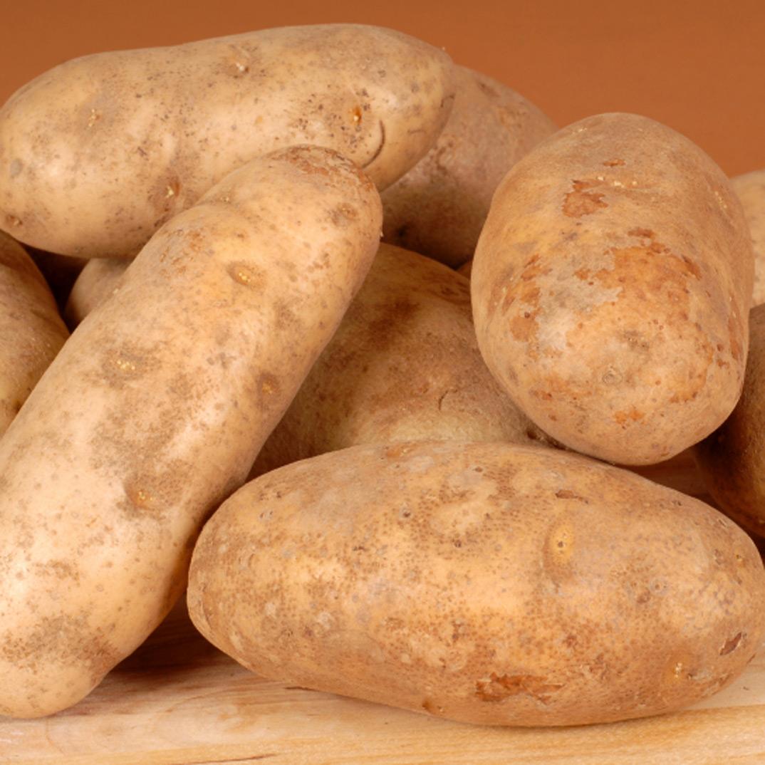 Coal-Roasted Potatoes