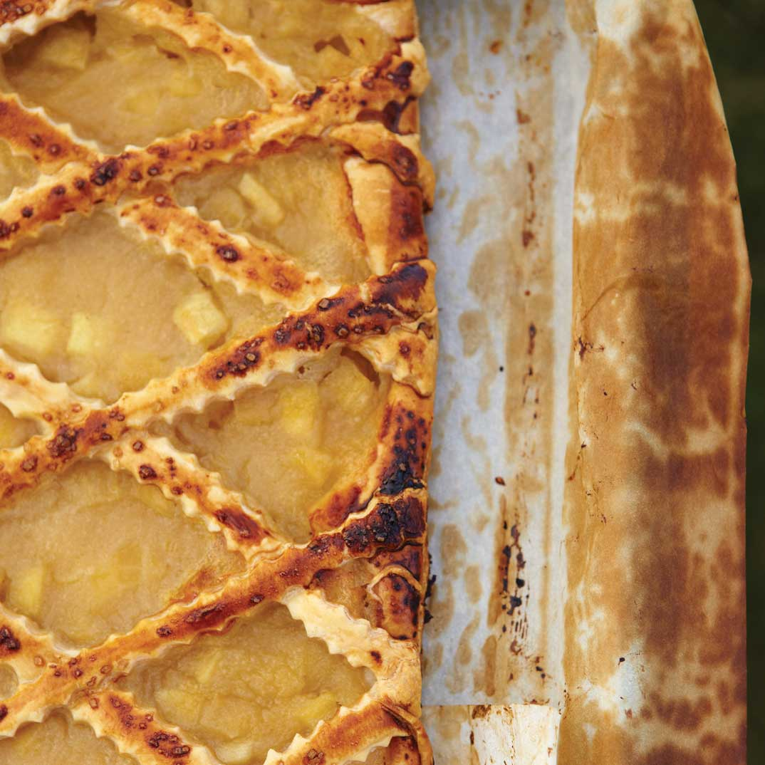 """Apple Filling (for """"Trottoir"""" pastry)"""