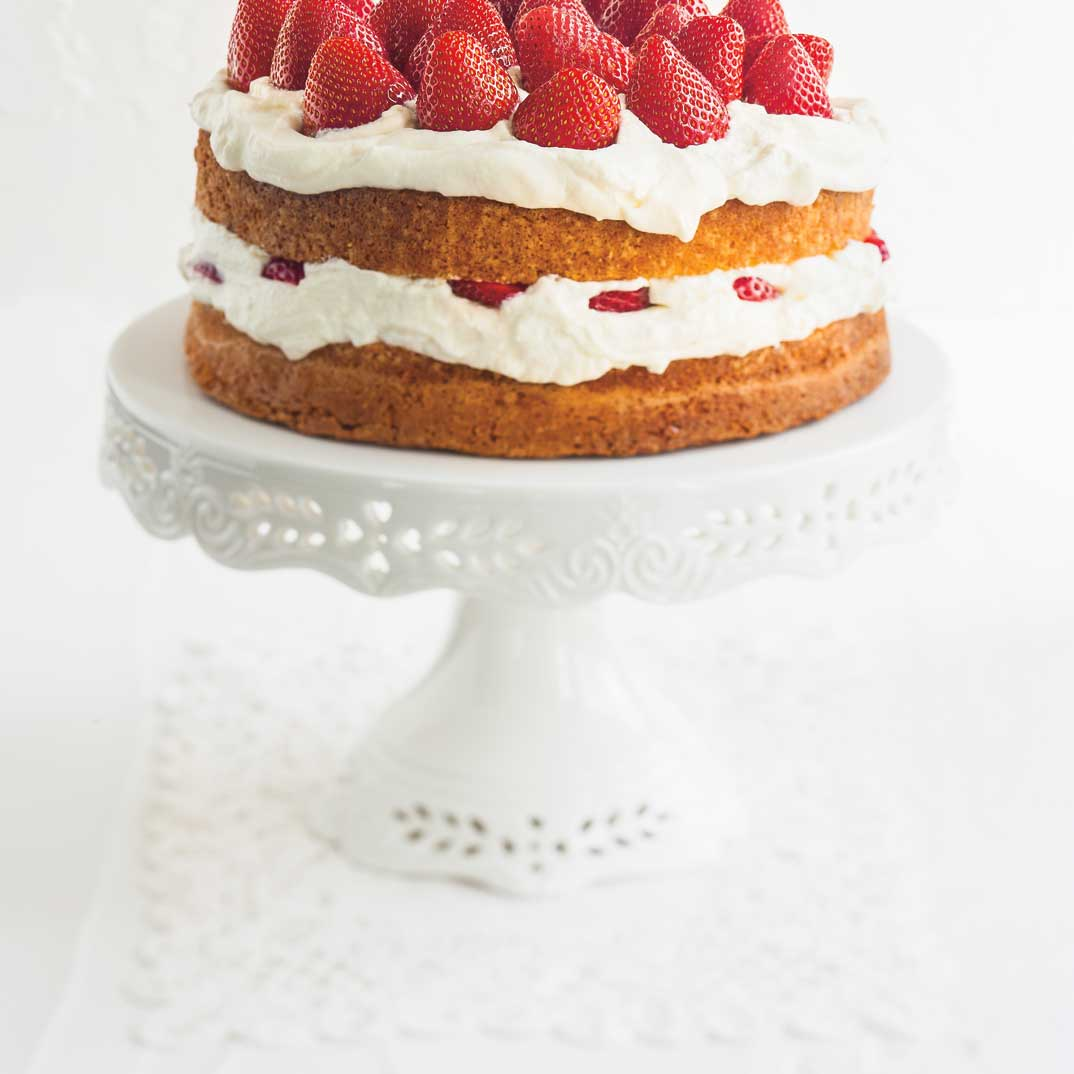 Strawberry Shortcake (The Best)