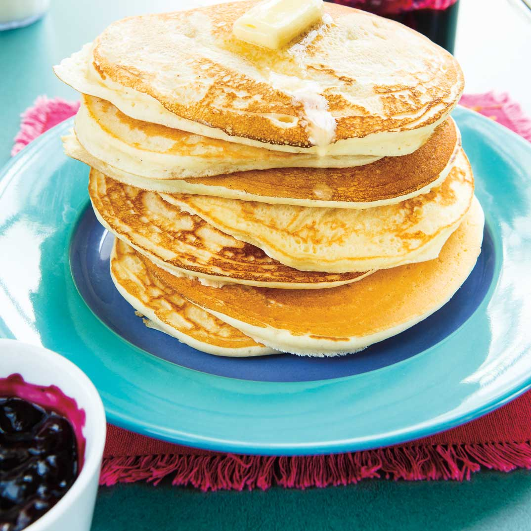 Plump Pancakes