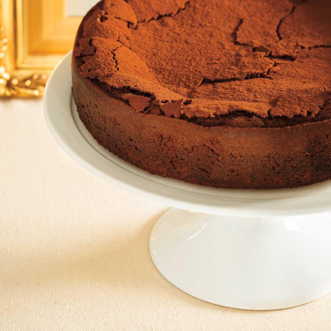Gâteau «truffe» au chocolat